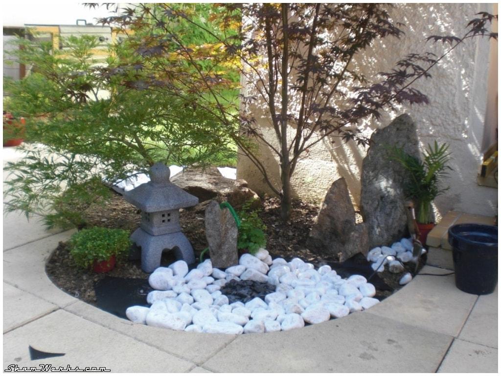 Décorer Un Mur De Jardin aménager un jardin zen - décoration d'intérieur, coaching